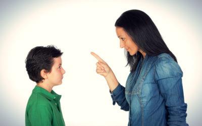 Werbetexte mit erhobenem Zeigefinger